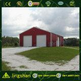 Het Lichte Staal Geprefabriceerde Pakhuis van uitstekende kwaliteit met de Certificatie van Ce (l-s-011)