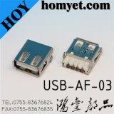 USB Connecteur femelle de type a pour l'ordinateur Accessoires (USB-AF-03)