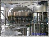 Automatische Haustier-runde Flaschen-Wasser-Plomben-Maschinerie
