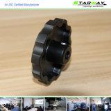 Pezzi meccanici di CNC dell'alluminio di precisione di alta qualità