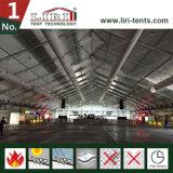 de 40X100m Gebogen Tent van de Tentoonstelling met AC Systeem voor Handelsbeurs