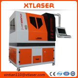 Автомат для резки лазера пробки металла лазера волокна труб и плит прямых связей с розничной торговлей изготовлений