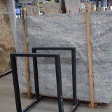 Сляб Wood-Grain Италии серый мраморный для плитки Countertop