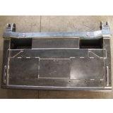 Fermeture de matériel par machine CNC