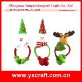 Держатель Antler северного оленя рождества украшения рождества (ZY14Y63-1-2-3)