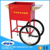 Prezzo professionale elettrico antiquato del carrello della macchina del popcorn della caldaia dalle 8 once