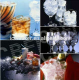 Cube Ice Machine para Bar e Entretenimento