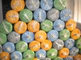 다른 간격을%s 가진 롤 및 패킹과 단화 만들기를 위한 색깔에 있는 EVA 거품 장