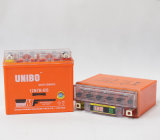 Manutenção 12n7-3A livre 12V7ah do gel da tela de indicador do LCD da bateria da motocicleta
