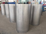Tanque de armazenamento de água quente isolada de alta pressão 1000L