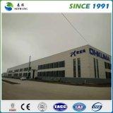 Costruzione di officina di grande struttura in acciaio prefabbricato