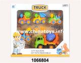 Горячая пластмасса игрушки сбывания Toys автомобиль конструкции трением DIY (1066803)