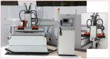 3 Spindel-Holz CNC-Fräser-Maschine 1325