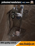 中国からの浴室のアクセサリの角のバスケット