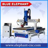 máquina de gravura de madeira giratória do CNC 1325 3D