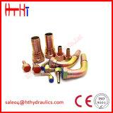 Encaixe hidráulico do aço inoxidável de preço do competidor de Huatai