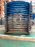 Flangia durevole di pezzo fucinato di energia eolica di Customed