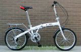 20inch stalen inklapbare fiets (AO-F2009V-6S)
