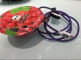 Câble de bonne qualité en gros de datte du bonbon USB d'usine pour iPhone6/7