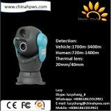 Videocamera di sicurezza doppia di registrazione di immagini termiche PTZ del sensore dell'automobile del veicolo