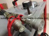 Matériel hydraulique de soudure par fusion de bout de la lessive 50mm-200mm