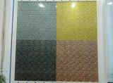Shahe 시에서 명확한 다이아몬드 장식무늬가 든 유리 제품 높은 투명한