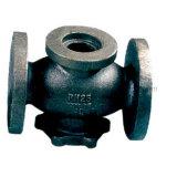 Хорошее тело клапана утюга высокой точности сбываний дуктильное с ISO 9001