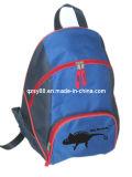 Trouxa relativa à promoção Daypack do esporte do poliéster (SYBP-021)