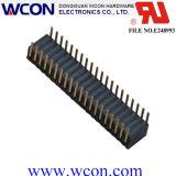 conetores fêmeas de 1.27mm H=3.5mm
