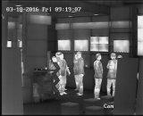 Port, champ pétrolier, solution de détection d'incendie forestier avec caméras d'imagerie thermique infrarouge