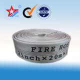 Tuyau d'incendie en PVC de haute qualité avec certificats ISO, CCC