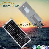 ISOによって証明される15W統合された太陽製造業者の通りLEDはつく