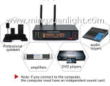 様式の表示デジタル専門の無線手持ち型マイクロフォン