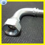 Embout de durites étampé ajustage de précision de pipe convenable de pièce de joint de cône de 60 degrés
