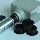 Kundenspezifische Anti-Vibrationsplastikgummibuchsen für mechanische bewegliche Bauteile