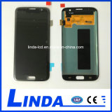Verkaufender ursprünglicher neuer SPITZENLCD für Rand LCD Samsung-S7