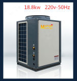 マンゴエネルギー10.8kw-120kw熱容量の商業使用のヒートポンプ(55-60程度の熱湯)