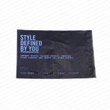 Печать конвертов черного цвета с пластмассовой полимерной пленки для одежды