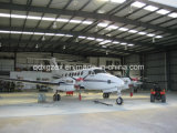 Hangar del aeroplano de la estructura de acero (SS-601)