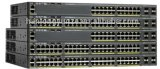 La serie Cisco Catalyst 2960X de 24 puertos LAN Base10G SFP Switch WS-C2960X-24TD-L