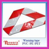 Belüftung-warnendes Band, Belüftung-Fußboden-Band Belüftung-Leitung-Band-unterschiedliche Größe erhältlich