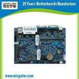 I6 Motherboard Itx van het Atoom D2550 van Intel van itx-M25I62A 2giga 6COM 3.5inch