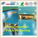 Alta obbligazione Cn-C03 e fare tacere la pavimentazione Monocomponent di Polyurea