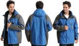 Vlies Jacke der Mann-Ski-Jacken-(C005) nach innen