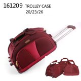 Nylon Luggage Travel School Trolley Suitcase Sports Duffle Bag