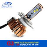 2016年のLEDのヘッドライトの中国の製造業者保証12か月のH1 H3 H7 H11 H13 9004 9005 9006 9007