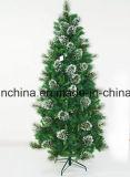 2017 Nieuwe Kerstboom met Bijeengekomen Uiteinden en Verlichting (SU08)