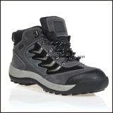 足首の高さの軽量の本革の中国の安全靴