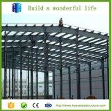 Entrepôt préfabriqué résistant au feu de structure métallique