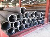 Pipa de acero redonda de la pared pesada, pipa de acero gruesa, pipa mecánica